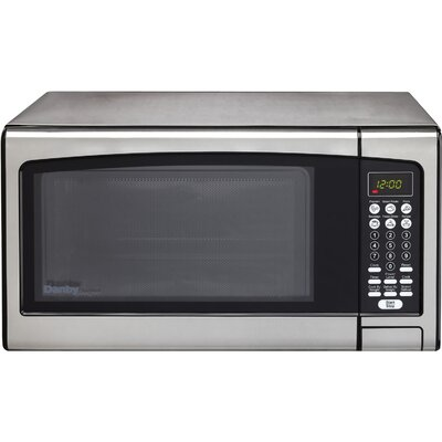 "21"" 1.1 cu.ft. Countertop Microwave"