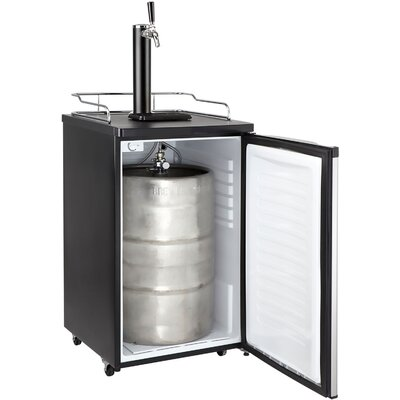 5.2 cu. ft. C-Series Single Tap Kegerator