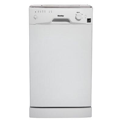 "18"" 55 dBA Built-In Dishwasher"