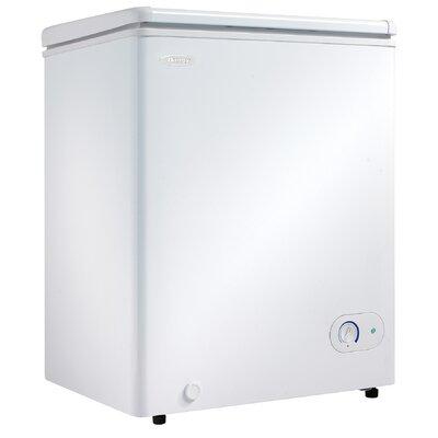3.8 cu. ft. Chest Freezer