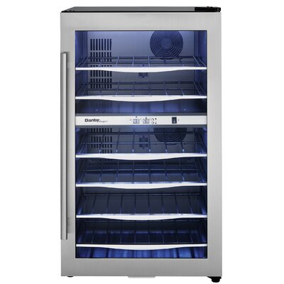 38 Bottle Freestanding Wine Cooler