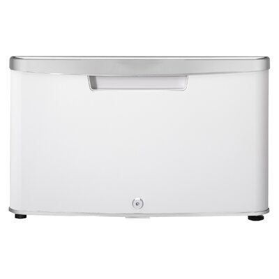 Universal Refrigerator Storage Drawer Color: White
