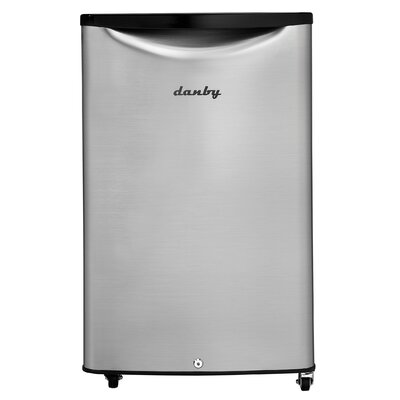 Contemporary Classic 20.7-inch 4.4 cu. ft. Compact Refrigerator