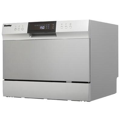 "21.63"" 54 dBA Countertop Dishwasher"