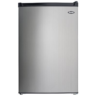 4.5 cu. ft. Compact Refrigerator with Freezer