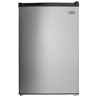 4.5 cu. ft. Compact Refrigerator with Freezer