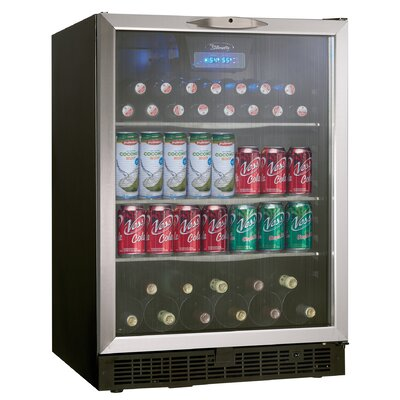 Silhouette 23.88-inch 5.3 cu. ft. Undercounter Beverage Center