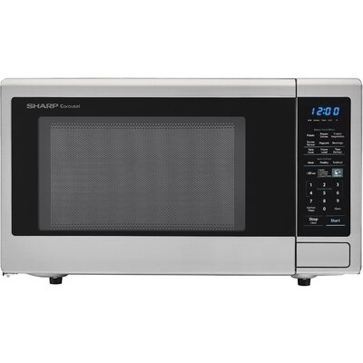"Carousel 23"" 1.8 cu.ft. Countertop Microwave"