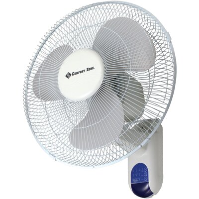 "16"" Oscillating Wall Fan"