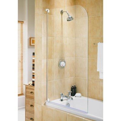 Aqualux AQUA 3 137.5cm x 75cm Bath Screen