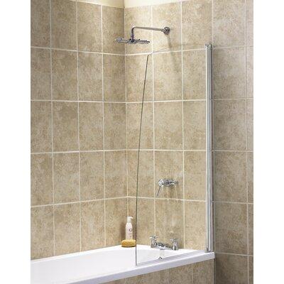 Aqualux Sail 137.5cm x 75cm Bath Screen