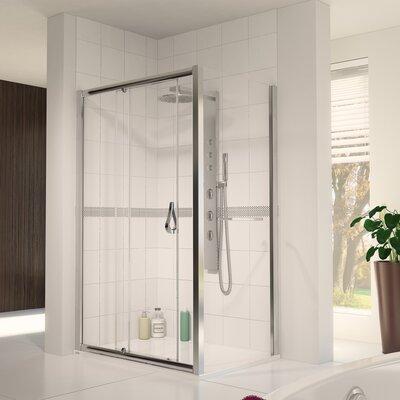 Aqualux Aqua 6 190cm x 100cm Sliding Shower Door