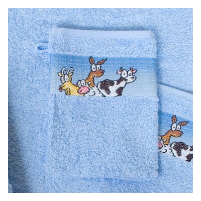 Dyckhoff On the Farm Children's Wash Cloth