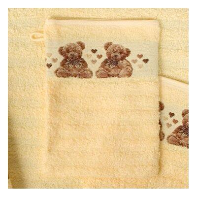 Dyckhoff Teddy Children's Wash Cloth