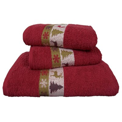 Dyckhoff Deer Bath Towel