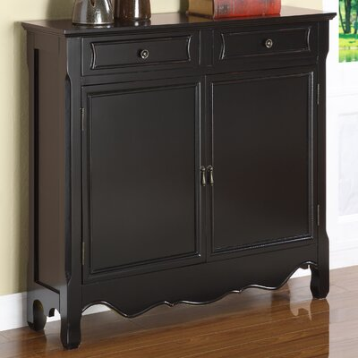 Dirk 2 Door Console Table Accent Cabinet