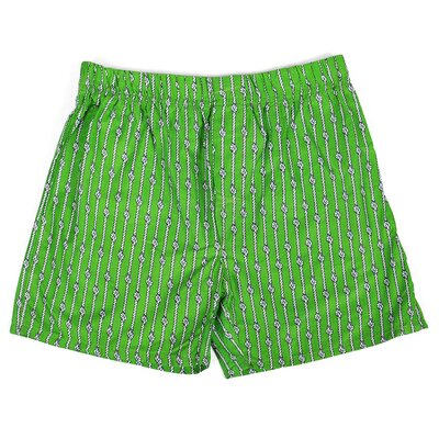 Nautical Rope Men's Boxer Size: Small