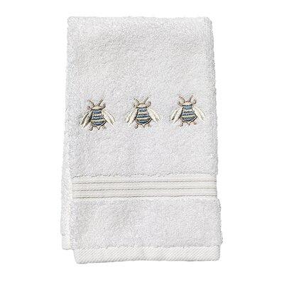 3 Bee Fingertip Towel