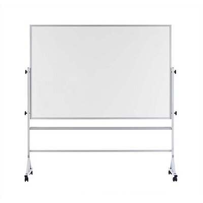 Marsh Pro-Rite Magnetic Reversible Whiteboard
