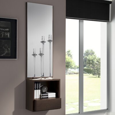 Herdasa Hallway Rack with Mirror