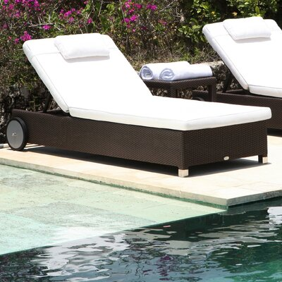 SkyLine Design Anzio Lounger with Cushion