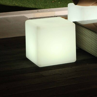 SkyLine Design Cube Light Stool