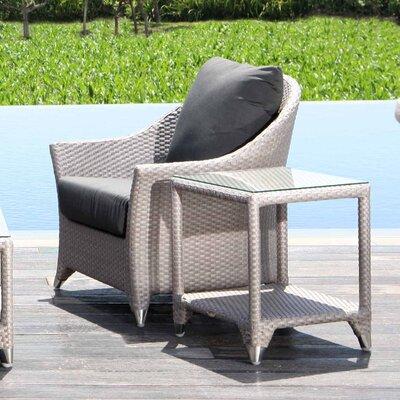 SkyLine Design Malta Arm Chair with Cushion