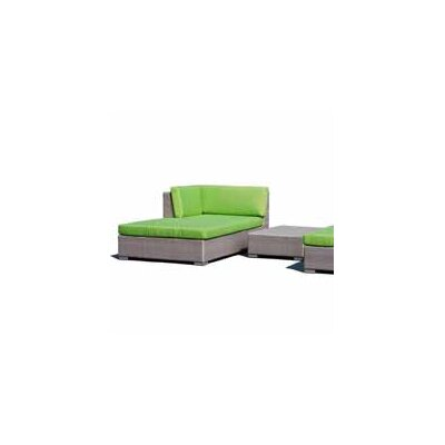 SkyLine Design Pacific Left Lounger with Cushion