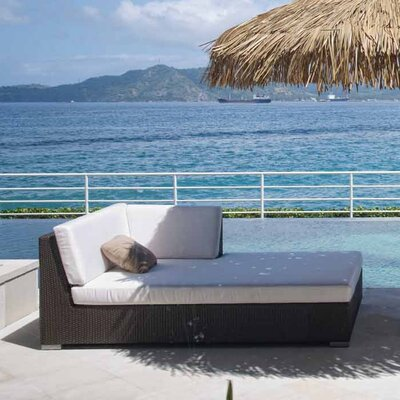 SkyLine Design Pacific Right Lounger with Cushion