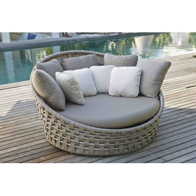 SkyLine Design Strips Daybed with Cushion