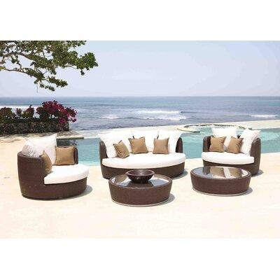 SkyLine Design Zest Sofa with Cushion