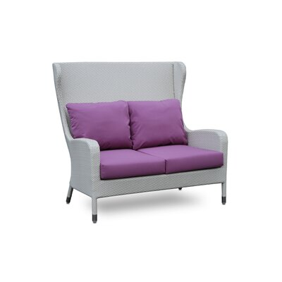 SkyLine Design Pershing 2 Seater Sofa with Cushions