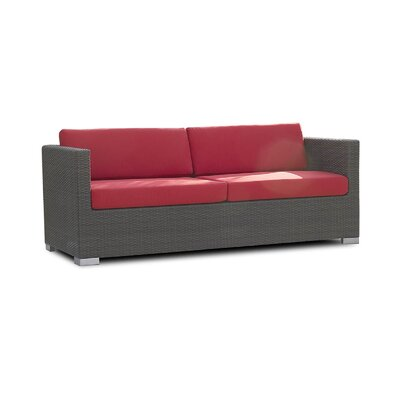 SkyLine Design Hudson 2 Seater Sofa with Cushions