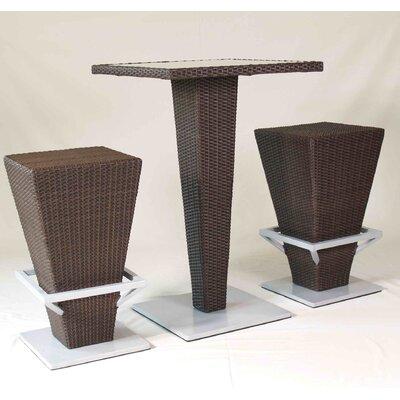 SkyLine Design Liada 2 Seater Bar Set