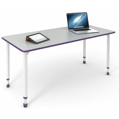 A&D 60'' x 24'' Rectangular Activity Table