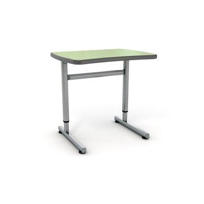 Paragon Furniture 2 Student Laminate Adjustable Height Standard Desk