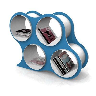 Bolla Pop Cube Unit Bookcase Finish: Arctic Blue
