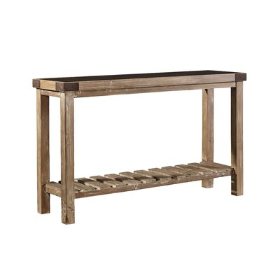 Warkworth Bluestone Top Console Table