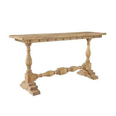 Pub Console Table