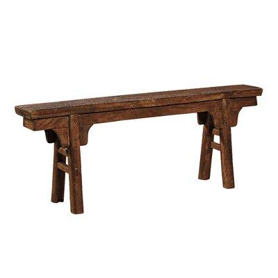 Peasant Wood Bench