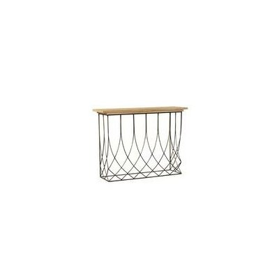 Twisted Console Table