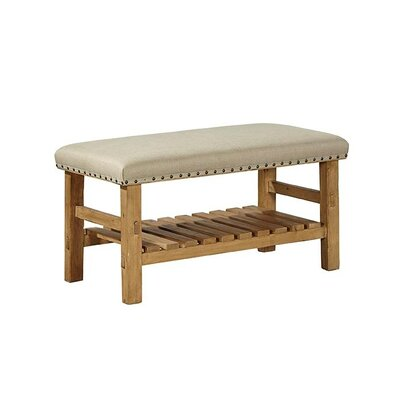 Everett Wood Bench