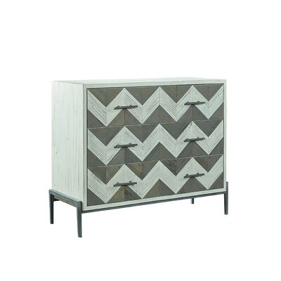 Chevron Accent Chest