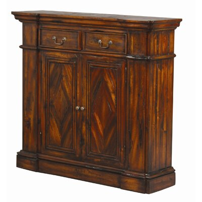 Benjamin 2 Drawer Accent Cabinet