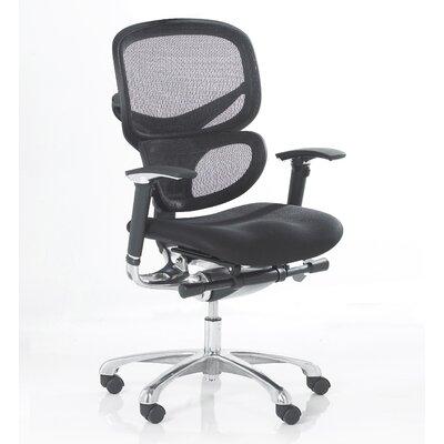 Ergonomics 4 Work Wave High-Back Mesh Executive Chair with Lumbar Support