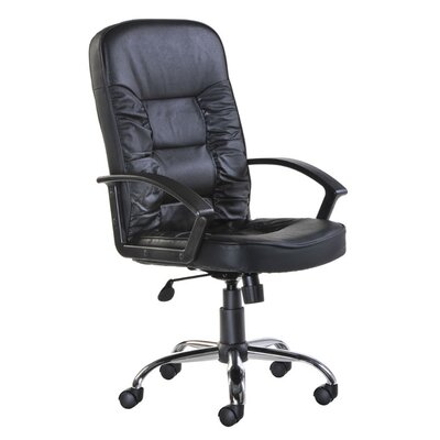 Ergonomics 4 Work Lunar High-Back Leather Executive Chair