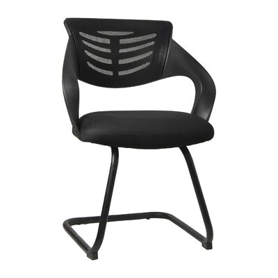 Ergonomics 4 Work Style Mesh Visitor Chair