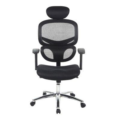 Ergonomics 4 Work High-Back Mesh Executive Chair with Lumbar Support