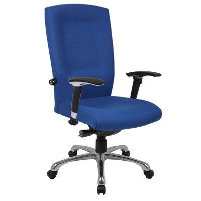 Ergonomics 4 Work Wave High-Back Executive Chair with Lumbar Support