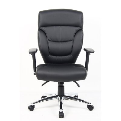Ergonomics 4 Work Aintree High-Back Leather Executive Chair